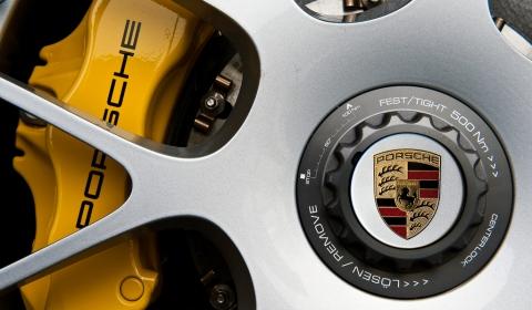 Gallery Day at a Porsche Dealership 480x280