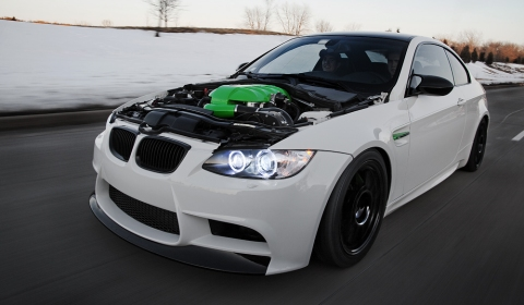 IND BMW E92 M3 Project Green Hell