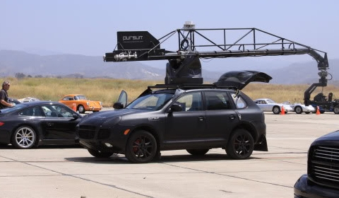 Making of the Porsche Panamera Commercial 480x280