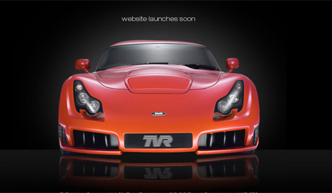 New TVR coming soon?