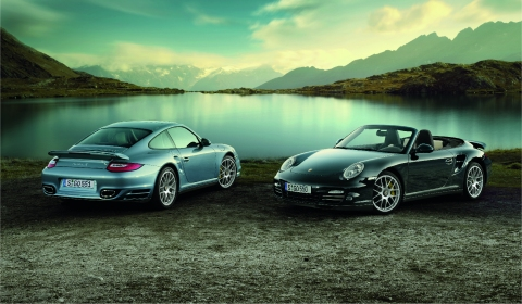 New 2011 Porsche 911 Turbo S 480x280