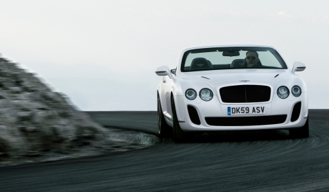 Official Bentley Continental Supersports Convertible