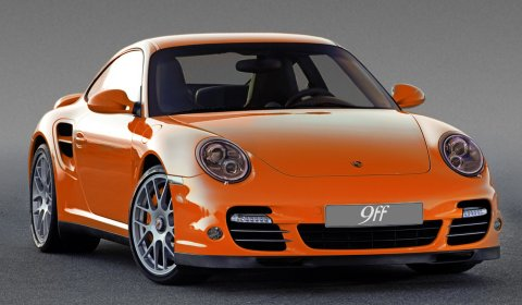 Porsche 977 Turbo by 9ff