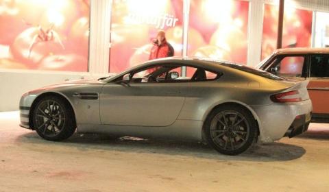 Spyshots Aston Martin Vantage Facelift