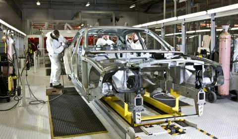 Video Bentley Mulsanne Production