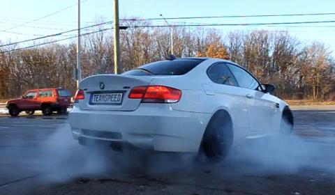 Video: IND Supercharged E92 M3 Burnout