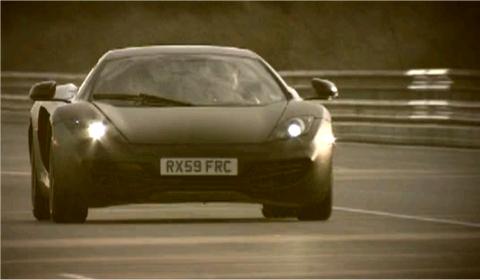 Video McLaren XP8 and XP10 Testing in Spain