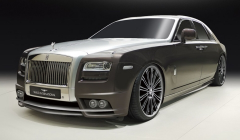 Wald International Rolls Royce Ghost 480x280