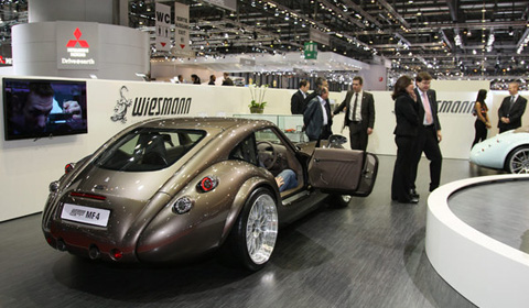 Wiesmann MF4-S