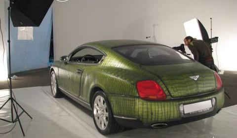 Crocodile Bentley GT