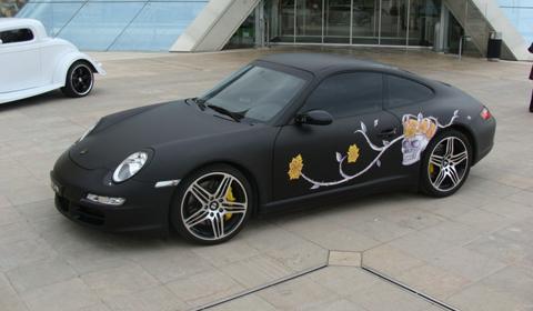 Dartz Porsche 911