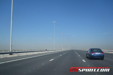 Abu Dhabi Motorway