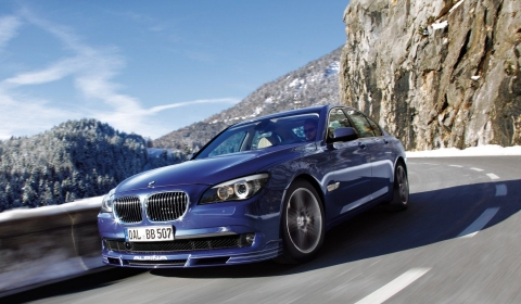 Alpina B7 Allrad xDrive Biturbo US Launch