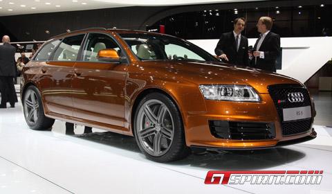 Audi RS6 Plus Exclusive