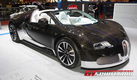 geneva 2010: bugatti veyron grand sport special editions - gtspirit