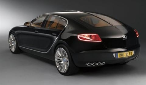 Bugatti 16C Galibier Gets Green Light for 2013