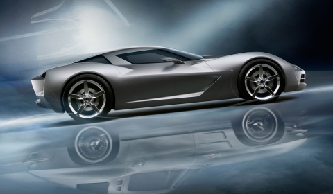 Chevrolet Corvette Stingray Concept on Perhaps You Have Seen The Chevrolet Corvette Stingray Concept   An