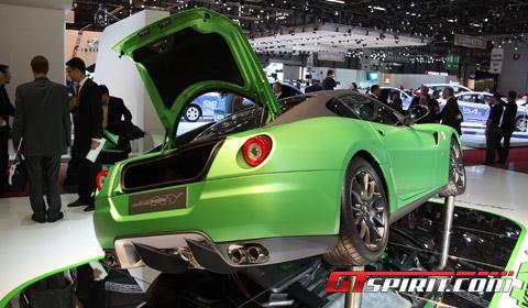 Ferrari 599 GTB HY-KERS