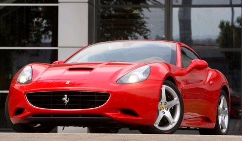 Ferrari California Manual Transmission Gtspirit