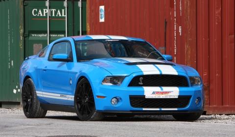 Geiger Mustang Gt Shelby Gtspirit