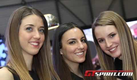 Geneva Motor Show 2010 Girls Part 3