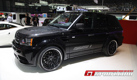 Hamann Range-Rover Sport Conqueror II