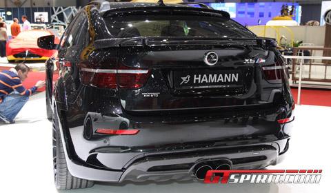 Hamann X6 M Tycoon Evo M