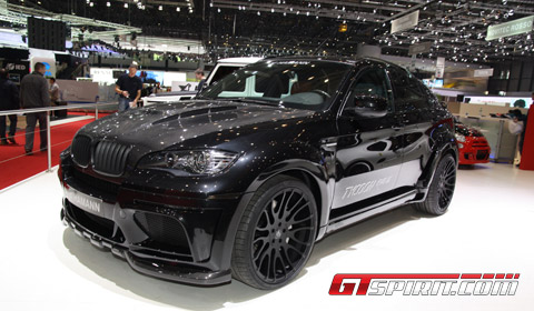 Xdrivegear on Just A Little Bit Extra For Your Bmw X6 M Hamann Has Something For You