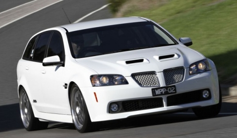 Holden SS-V Sportwagon by Walkinshaw Performance