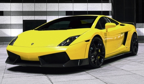 Lamborghini Gallardo GT600 by BF-Performance