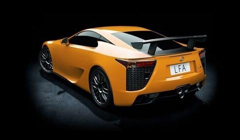 Lexus LF-A Nurburgring Track Edition 01