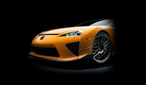 Lexus LF-A Nurburgring Track Edition 02