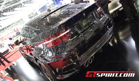 Lumma Design CLR X650 M