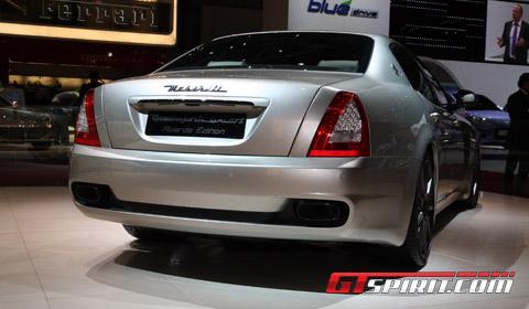 Maserati Quattroporte GT S Awards Edition