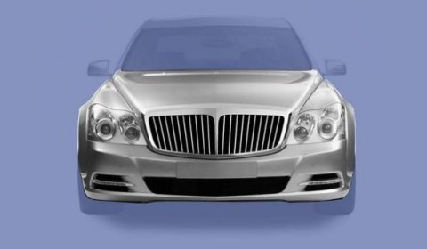 Maybach Facelift Leaked
