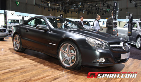 Mercedes-Benz SL 500 Night Edition