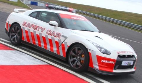 Nissan GT-R BSB Safety Car