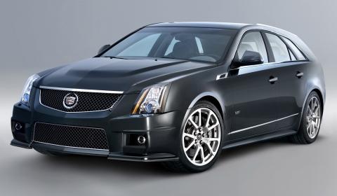 Official Cadillac CTS-V Sport Wagon 02