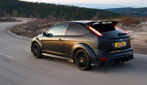 Official Ford RS500 Unveiled