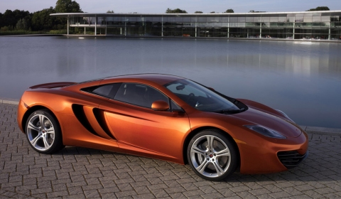 McLaren Take Out Loan For New Factory