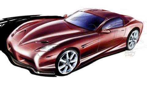 Panoz Plans New Abruzzi Sports Car for Le Mans 2010