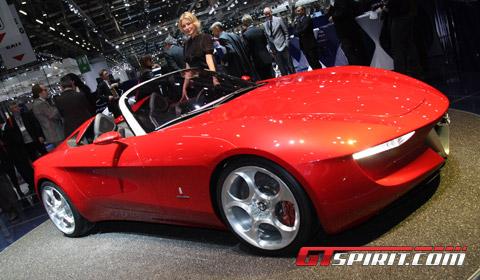 Pininfarina Alfa Concept - 2uettottanta