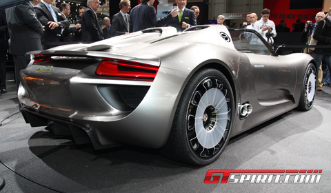 Porsche 918 Spyder Price Revealed  GTspirit