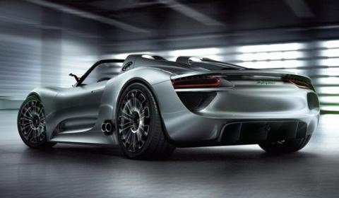 la nouvelle Porsche Cayenne Porsche_918_spyder_concept