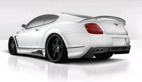 Bentley Continental GT by Premier4509 01