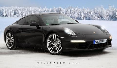 Rendering Porsche 911 998 Series