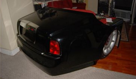 Rolls Royce Phantom Style Sofa