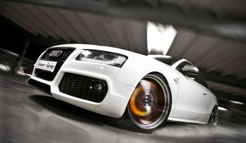 Senner Tuning Audi S5 White Beast