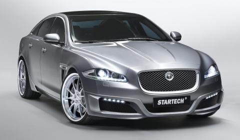 Sneak Preview Startech Jaguar XJ