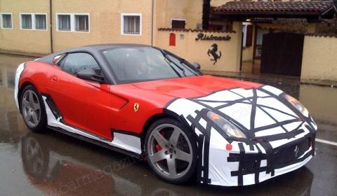 Spyshots More Information Ferrari 599 GTO